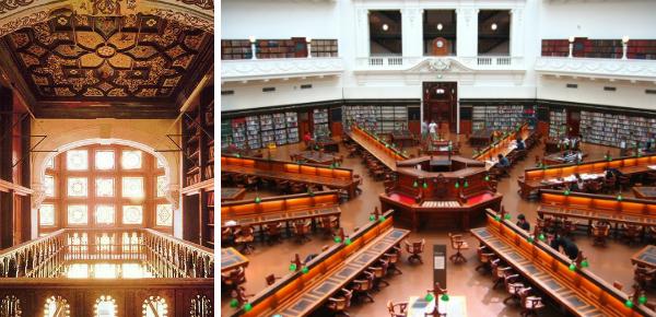 Wat is de mooiste bibliotheek ter wereld - Bibliotheek van de wereld ...