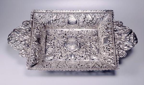 klein - Zilveren Luiermand, door Hans Coenraad Breghtel, 1652. Foto Koninklijke Verzamelingen Den Haag