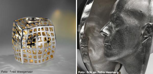 Zilverkunst in Nederland Gemeentemuseum Den Haag